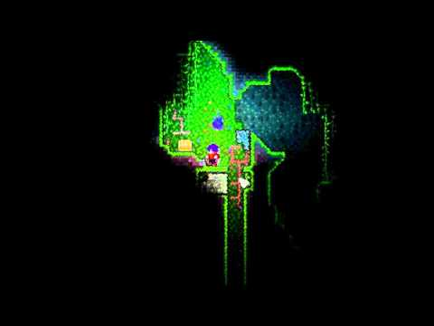 Terraria 1.3: How to find Plantera's bulb