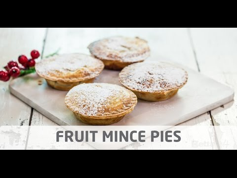 Be a Betta Cook - Fruit Mince Pies