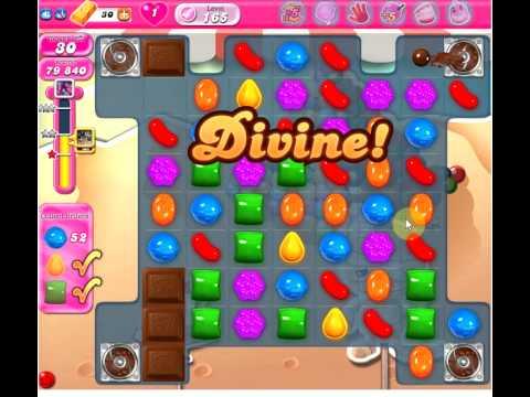 Candy Crush Saga LEVEL 165