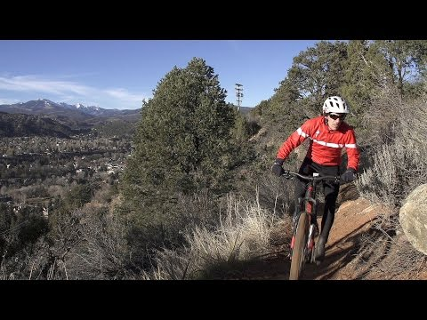 Fitness Tips from Mountain Bike Legend Ned Overend