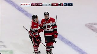 Gotta See It: 67's Clarke scores OHL goal of the year