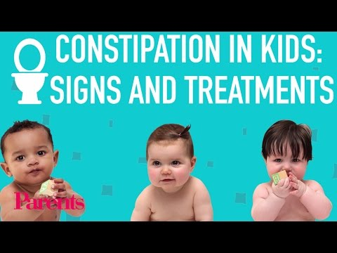 Constipation in Kids: Signs and Treatments | Parents