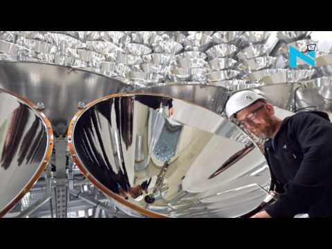 World's largest artificial sun has been switched on!