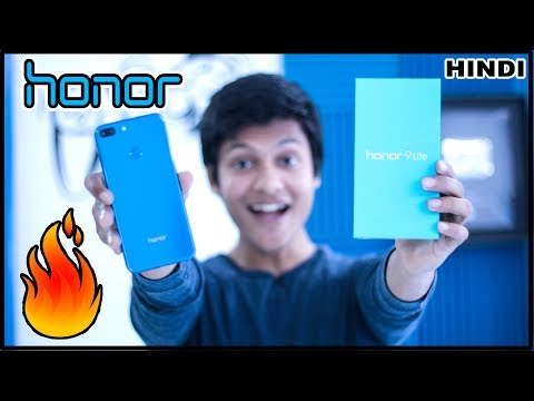Honor 9 Lite Hindi Hands on | Unboxing and Full Review | TechnoBaaz