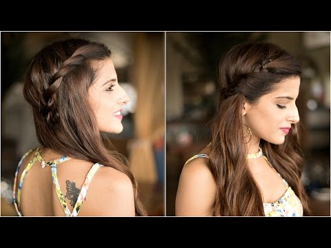 2 Minutes Everyday EASY Twist Hairstyles for School, College, Work | Quick, Cute, Easy Hair Tutorial