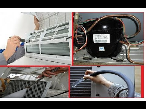 Air Conditioning System Not Cooling House Service/Repair Guide step by step