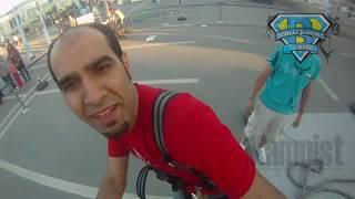 Dünyanın En Komik Bungee Jumping Atlayıcısı