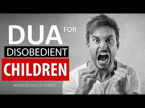 Powerful Dua For Disobedient Children & Money Wealth ᴴᴰ