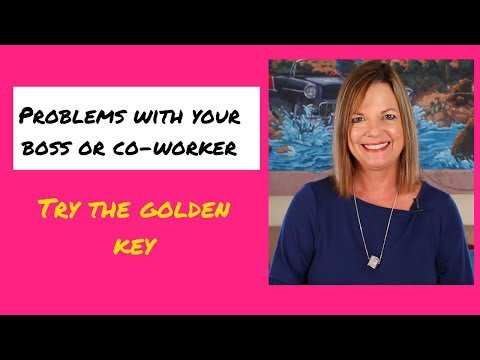 Solve Problems Using the Golden Key