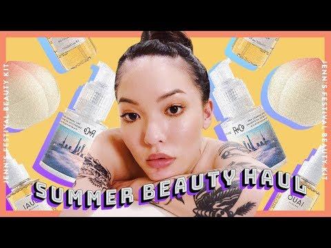 Summer Beauty Haul   soothingsista