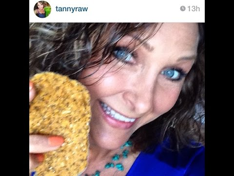 RAW VEGAN CORN CHIPS / TIPS TO GET TO A HIGH RAW DIET