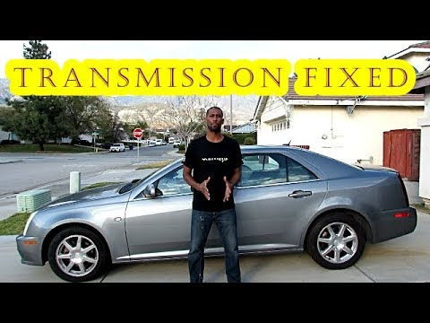 Cadillac Transmission Fixed: How To Fix The Shudder And Vibration Of The Transmission Shifting