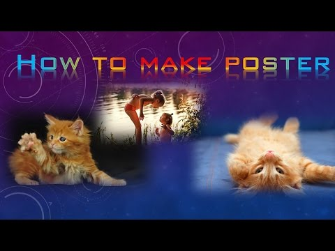 how to  create your own poster on powerpoint