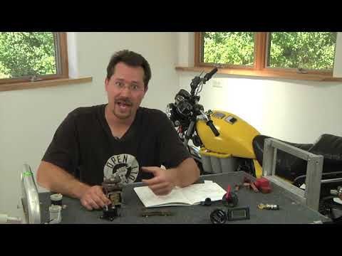 12 Build Your Own Electric Motorcycle - FULL - 12 Balance of System