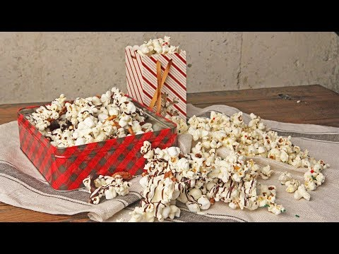 Festive Popcorn Recipe   Episode 1213
