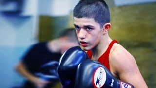 This episode of PRODIGIES takes you inside the gritty, adrenaline-fueled world of youth boxing and martial arts. Meet Reshat Mati, known as the Albanian bear.  At thirteen years old, Reshat is already a world champion kickboxer, muay thai fighter and grappler, and a United States National Silver Gloves boxing champion.  SUBSCRIBE! http://www.youtube.com/subscription_center?add_user=thnkrtv  PRODIGIES is a bi-weekly series showcasing the youngest and brightest as they challenge themselves to reach new heights and the stories behind them.  Created and produced by @radical.media, THNKR gives you extraordinary access to the people, stories, places and thinking that will change your mind.  Follow THNKR on Twitter: http://www.twitter.com/thnkr Like us on Facebook: http://www.facebook.com/thnkrtv Check out our Pinterest: http://pinterest.com/thnkr/
