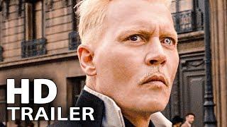 FANTASTIC BEASTS 2 Trailer 2 (2018)