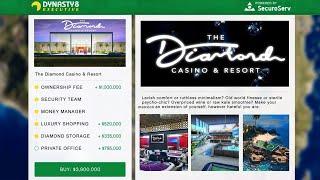 Download GTA 5 Casino DLC Update - NEW Properties! Release Date Confirmed, Trailer, Free Money & MORE! Video
