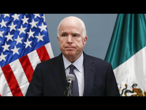 What we know about Sen. McCain's brain cancer diagnosis