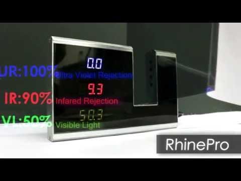 RhinePro UV400 Technology