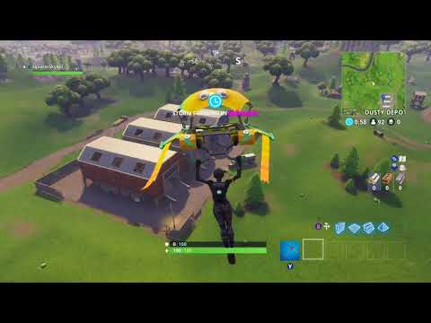 Fortnite l Xbox l Gameplay l FINALLY JOHN WICK