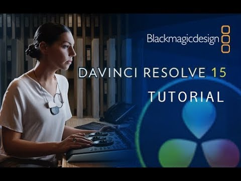 DaVinci Resolve 15 - Tutorial for Beginners [COMPLETE] - 16 MINUTES!
