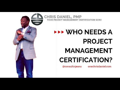 Who Needs PMP (Project Management Professional) Certification?