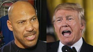 "Trump Tells LaVar Ball ""I Should Have Left Them in Jail"" - LIVE COVERAGE"