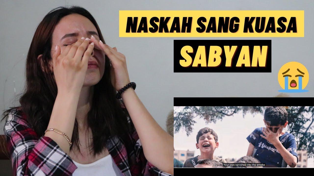 Download SABYAN - NASKAH SANG KUASA (OFFICIAL MUSIC VIDEO)   REACTION MP3 Gratis