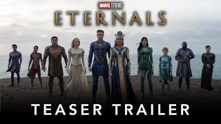 Marvel Studios' Eternals | Official Teaser