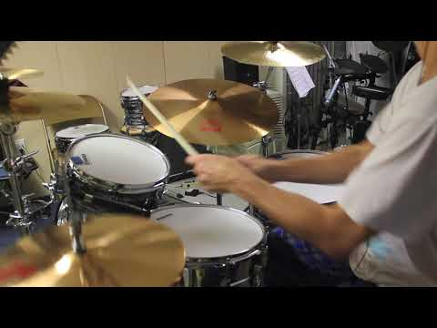 Soloing w/Drum Rudiments on Ludwig Supraphonic Snare Drum