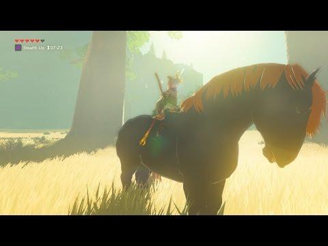 How to catch Ganon's Horse