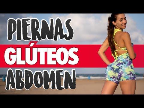 OPERACIÓN BIKINI: Rutina GAP Adelgazar 15min | How to get Bikini Body Fast