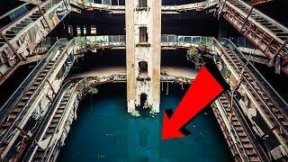 STRANGE Bizarre Abandoned Places