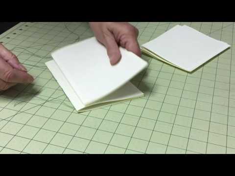 Sewing A Textblock