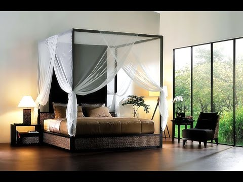 Iron Canopy Beds – 10 Lovely Ideas and Designs