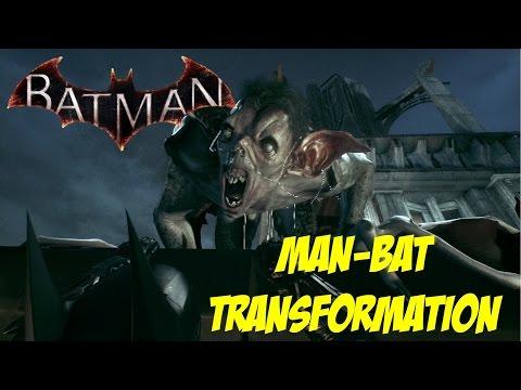 Batman: Arkham Knight - Man-Bat Transformation Tape