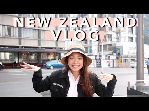 Auckland, New Zealand Vlog | AYLA DIMITRI (Bahasa Indonesia)