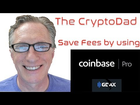 Using Coinbase Pro to Save Fees & Purchase Cardano