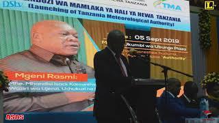 FULL VIDEO:Uzinduzi wa Mamlaka ya Hali ya Hewa Tanzania.(TMA)