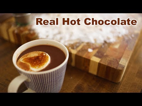 Xxx Mp4 Hot Chocolate With Homemade Honey Marshmallows 3gp Sex