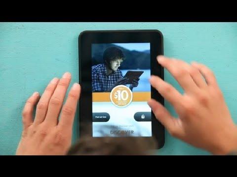 How to Make a Kindle Not Auto-Rotate : Kindle Tips
