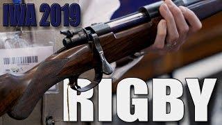 Rigby hunting rifles - Shotguns and double rifles (IWA 2018)