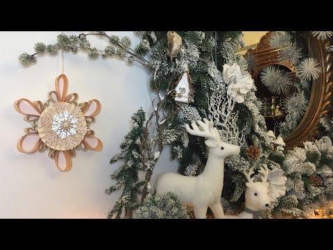 Winter Wonderland DiY Snowflake