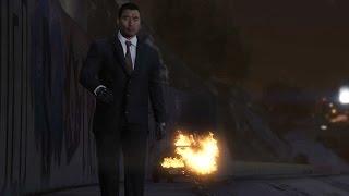 GTAV: The Professional (Rockstar Editor/Cinematic)