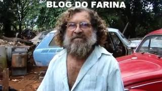 COLECIONADOR ACUMULADOR CARROS ANTIGOS By FARINA