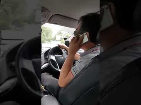 Taxi Uncle and passenger ARGUE over driving route!  #SINGAPORE