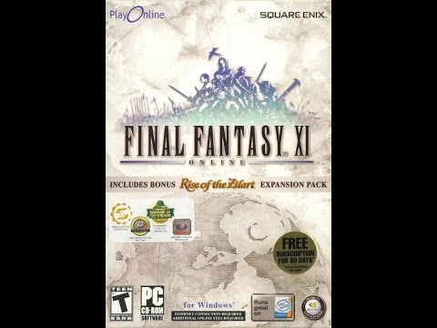 Prerequisites - How to build your own ffxi (Final Fantasy 11) server.