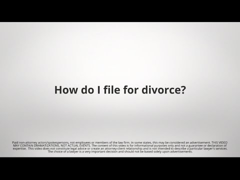 How Do I File For Divorce? | The Conroy Law Firm Covington LA