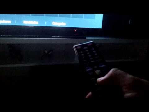 Remover aplicativo Samsung Smart TV